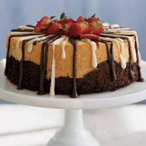 Duncan hines chocolate angel food cake recipe